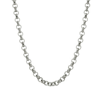 Virtue Keepsake Belcher Chain 76cm from the Necklaces collection at Argenteus Jewellery