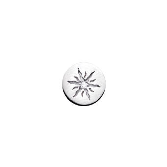 Virtue Keepsake Sun Insert 10mm from the Keepsake Inserts collection at Argenteus Jewellery