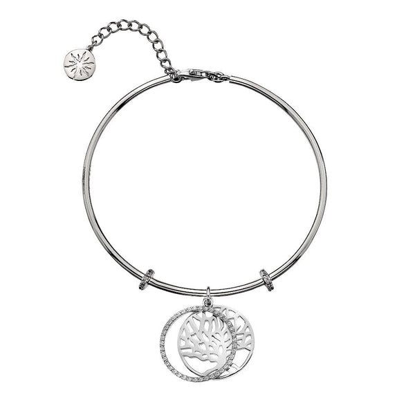 Virtue Keepsake Bangle - Tree of Life from the Bangles collection at Argenteus Jewellery
