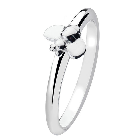 Virtue London Ring - Bumble Bee from the Rings collection at Argenteus Jewellery