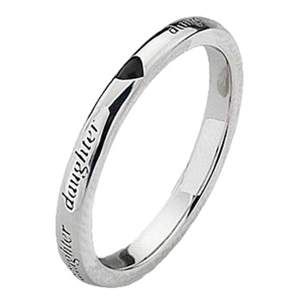 Virtue London Ring - 'Daughter' from the Rings collection at Argenteus Jewellery