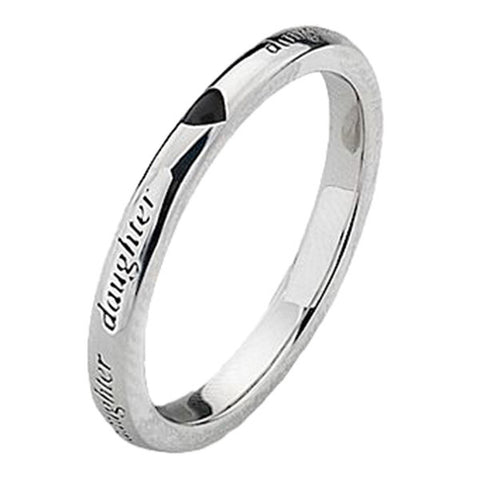 Virtue London Ring - 'Daughter'