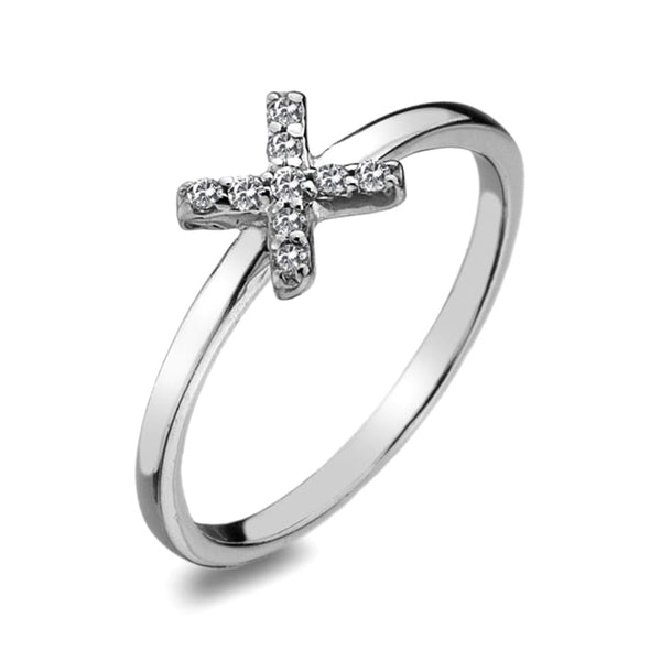 Virtue London Ring - Kisses from the Rings collection at Argenteus Jewellery