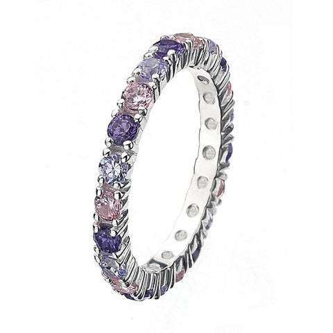 Virtue London Ring - Stardust Cubic Zirconia from the Rings collection at Argenteus Jewellery