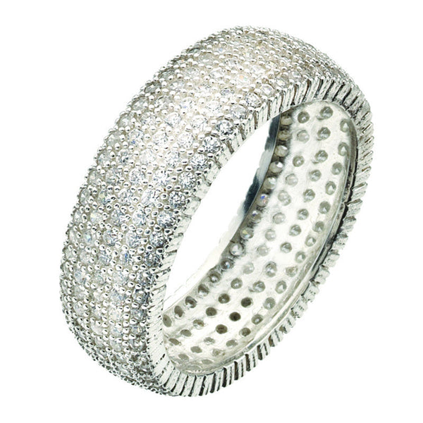 Virtue London Ring - Solar Five Strand from the Rings collection at Argenteus Jewellery