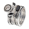 Virtue London Ring - Daisy Chain from the Rings collection at Argenteus Jewellery