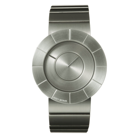 Issey Miyake Stainless Steel 'TO' Collection Watch from the Watches collection at Argenteus Jewellery