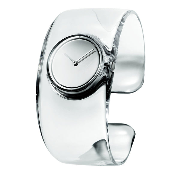 Issey Miyake 'O' Collection  Transparent Watch from the Watches collection at Argenteus Jewellery
