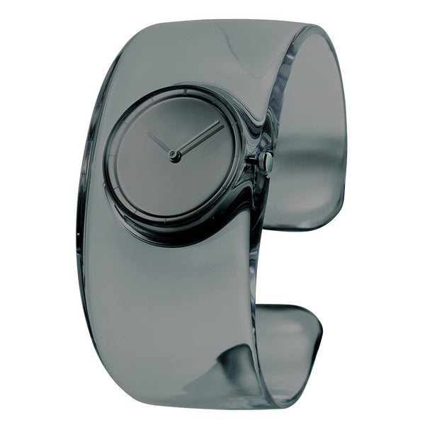 Issey Miyake  'O' Collection Grey Watch from the Watches collection at Argenteus Jewellery