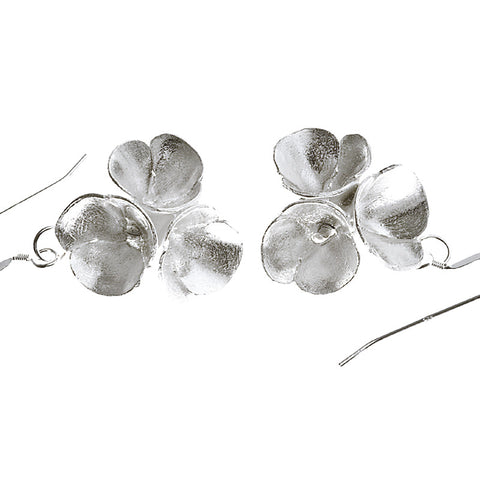 Blossoms drop earrings