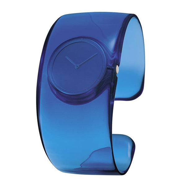 Issey Miyake 'O' Collection Deep Blue Watch from the Watches collection at Argenteus Jewellery