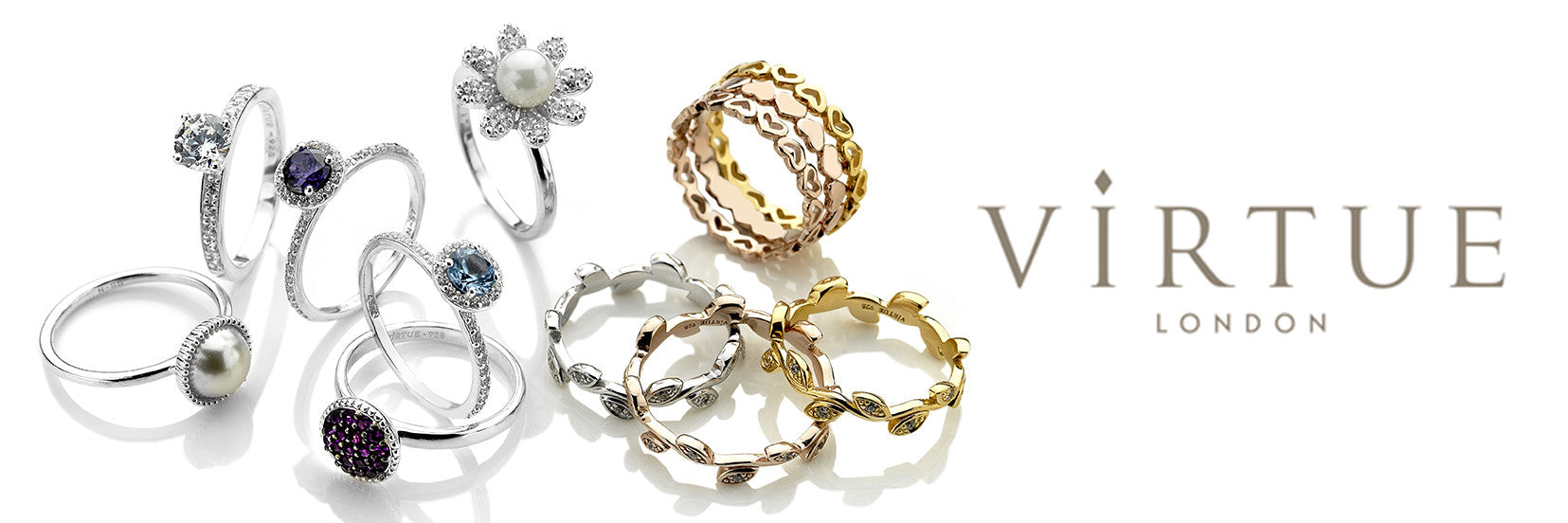 Virtue London Jewellery at Argenteus