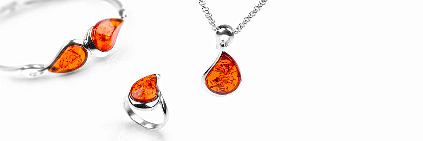 Amber Jewellery at Argenteus