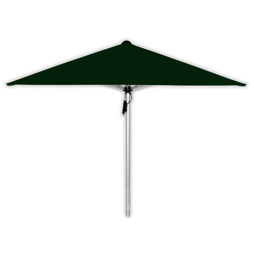 Basic Emerald Green - Mills-Parasols.com - 2
