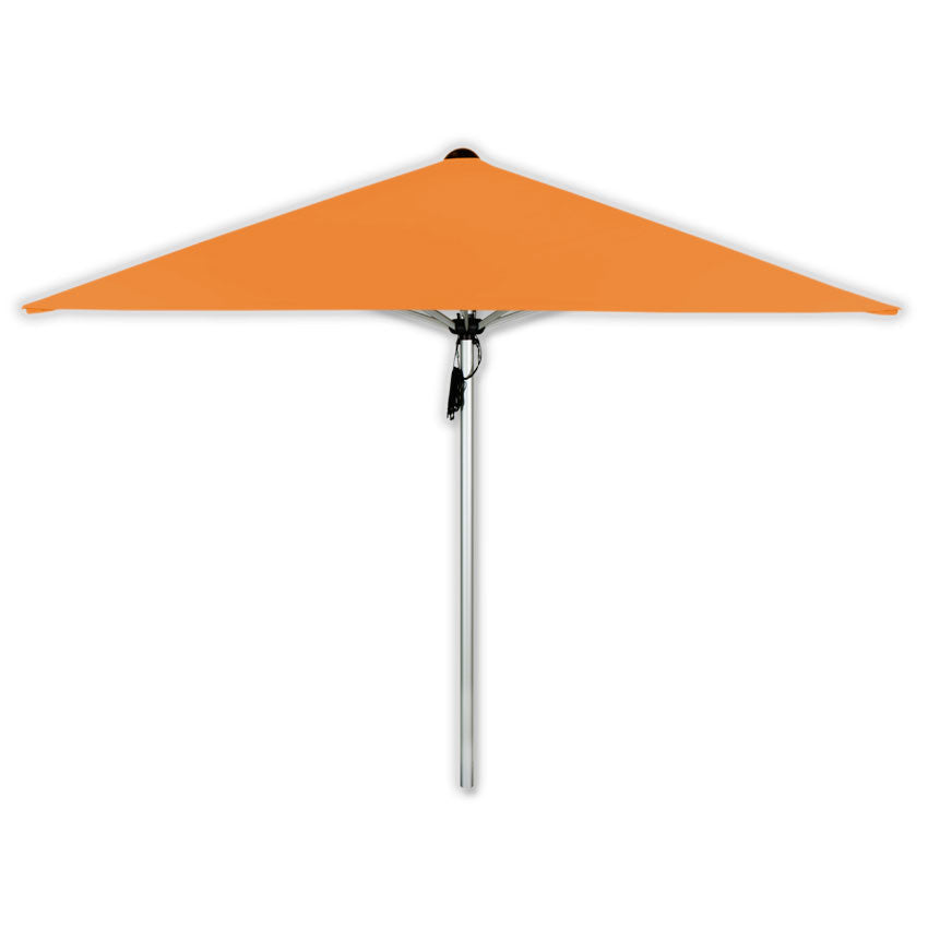 Basic Orange - Mills-Parasols.com - 2