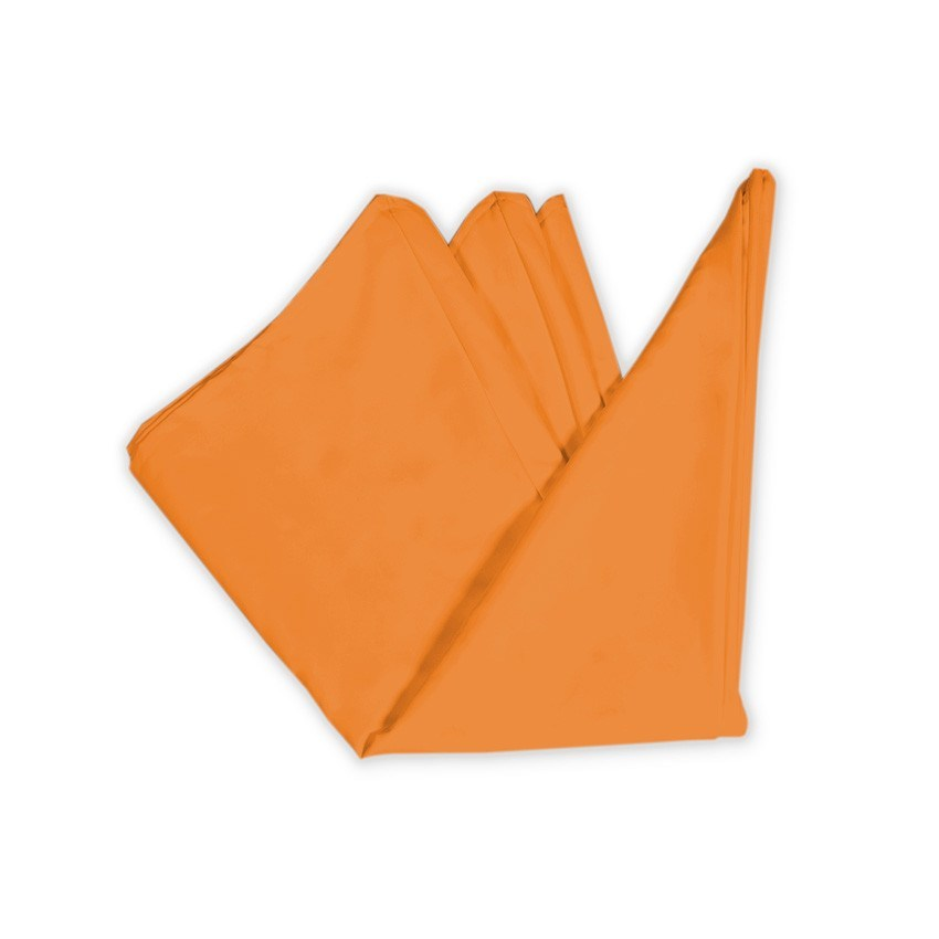Basic Orange Canopy - Mills-Parasols.com - 1