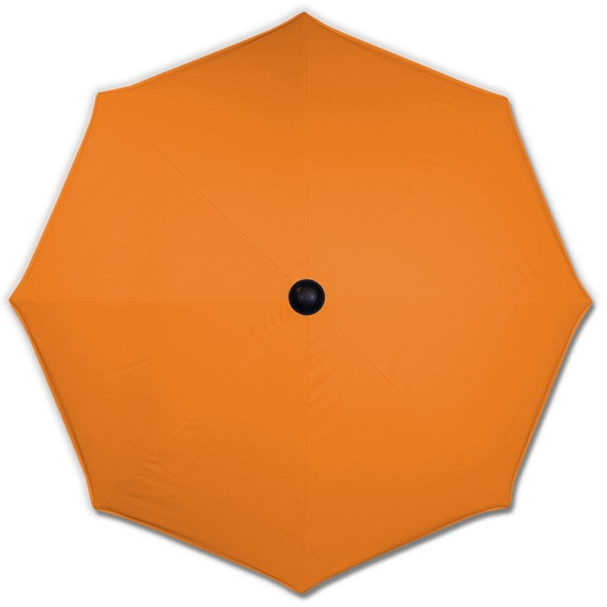Basic Orange Canopy - Mills-Parasols.com - 2