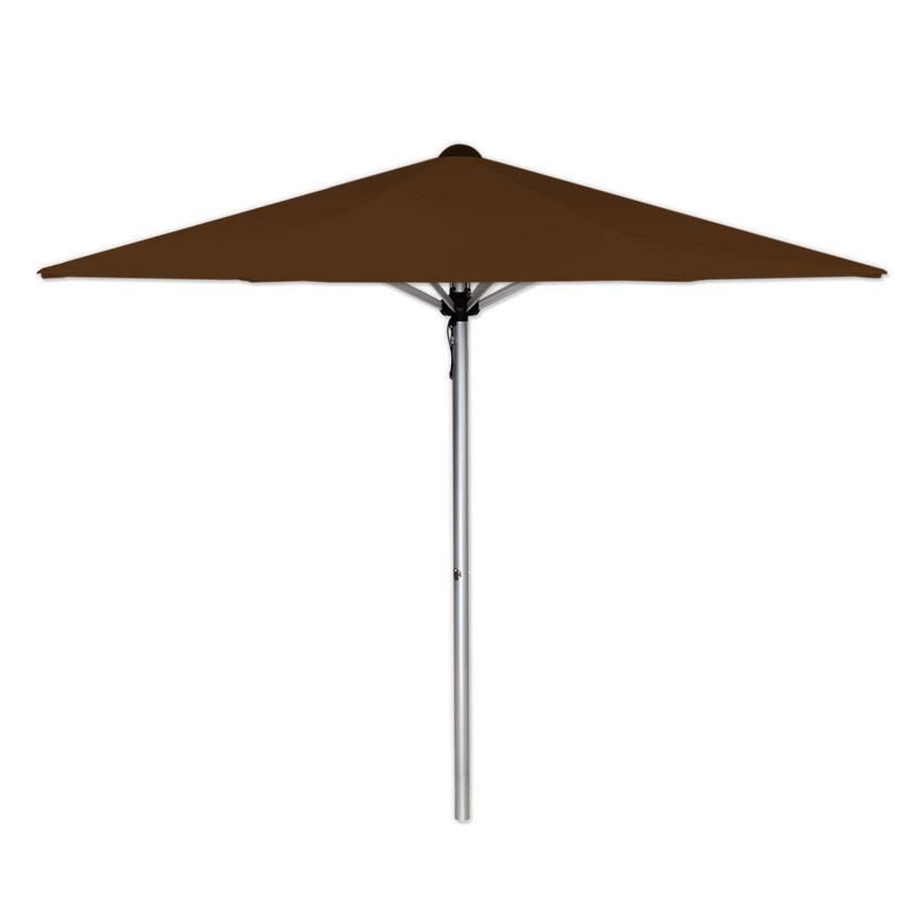 Basic Brown - Mills-Parasols.com - 2