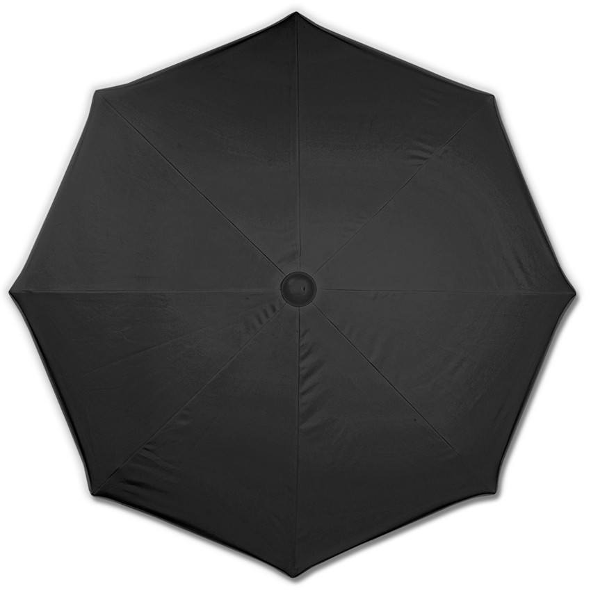 Basic Dark Grey - Mills-Parasols.com - 1