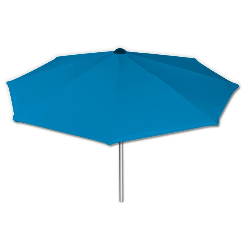Basic Light Blue - Mills-Parasols.com - 4