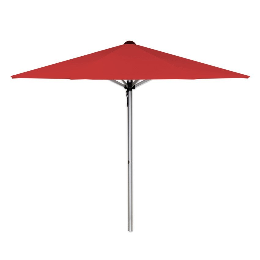 Basic Red - Mills-Parasols.com - 2