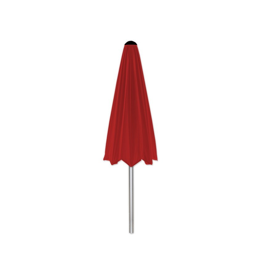 Basic Red - Mills-Parasols.com - 3