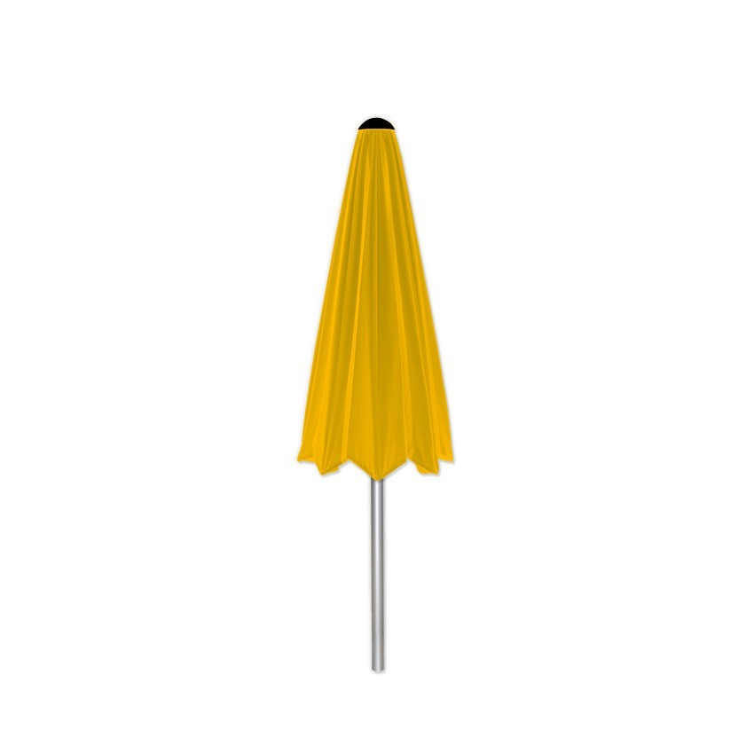 Basic Yellow - Mills-Parasols.com - 3