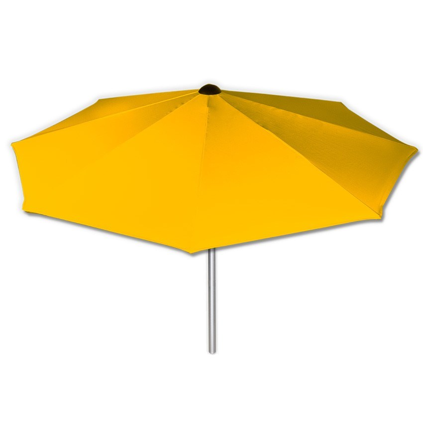 Basic Yellow - Mills-Parasols.com - 4
