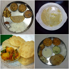 Lunch and Dinner Thalis/Combos