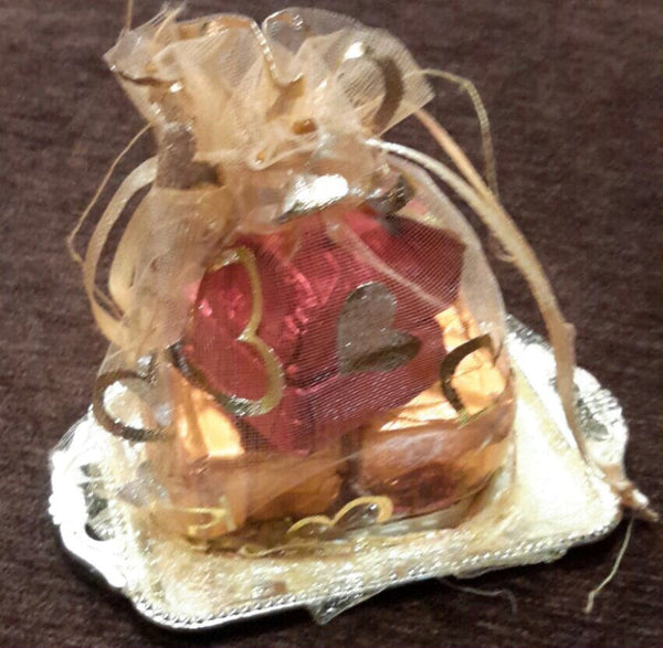 Mini Platter of Chocolates - Chef Special - Sylph Chocolates - CookMyWish.com - 2
