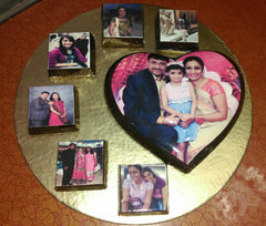 Personalized Chocolates - Chef's Special - Sonal's Cocoa Wonder - CookMyWish.com - 1