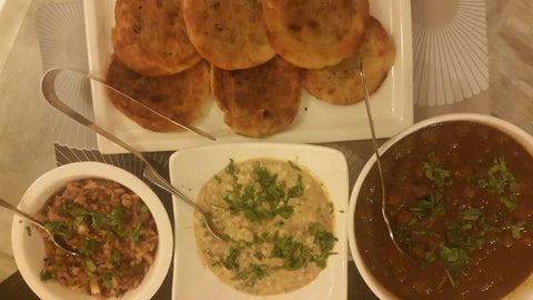 Amritsari Kulcha - 10 pcs - Chef's Special - Vasudha's Own Kitchen - CookMyWish.com