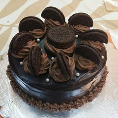 Oreo Cake - 1 lb - The Cake Connection - CookMyWish.com