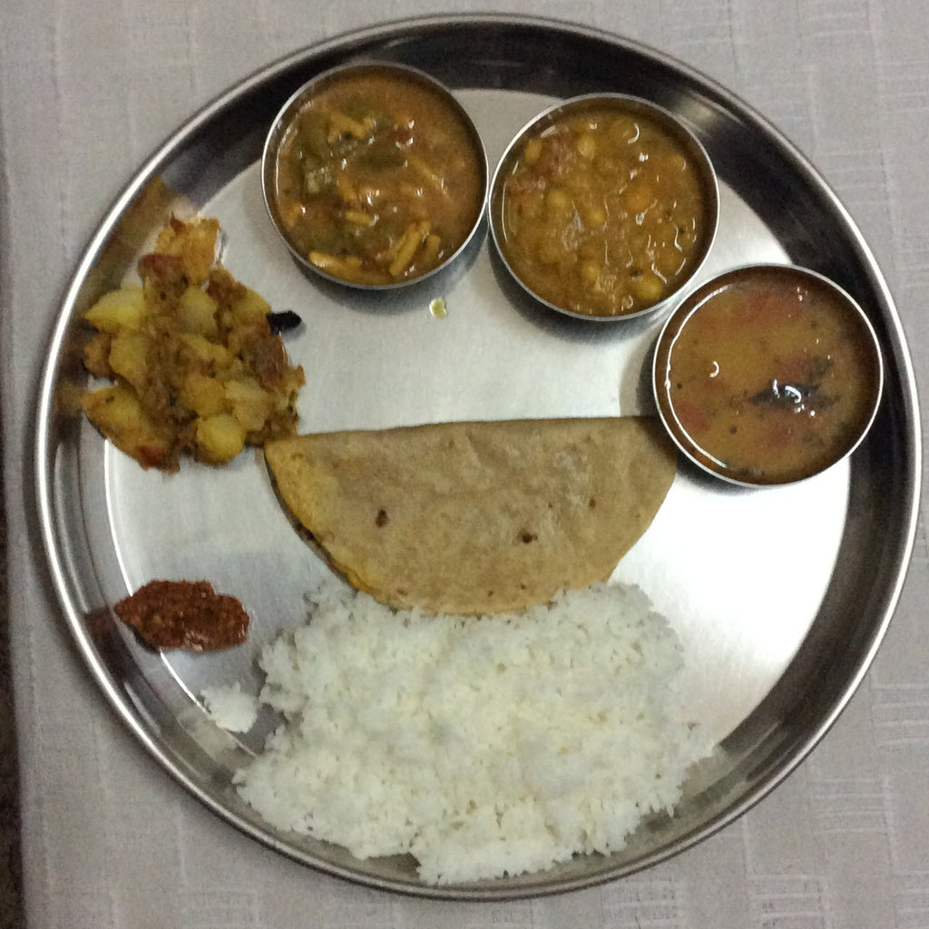 Gujarati Thali - Chef's Special - Hina's Swad - CookMyWish.com