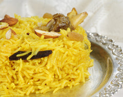 Pulao-Mangso - Serves 2 - Chef's Special - Love For Food - CookMyWish.com - 1