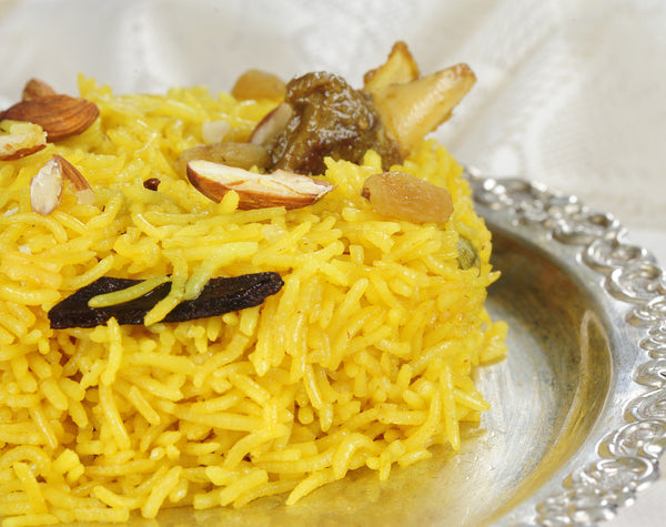 Pulao Mangso with Daber Payes - serves 6 - Love For Food - CookMyWish.com - 2