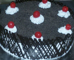 Black Forest Cake - 1 lb - Sweets & Starters - CookMyWish.com
