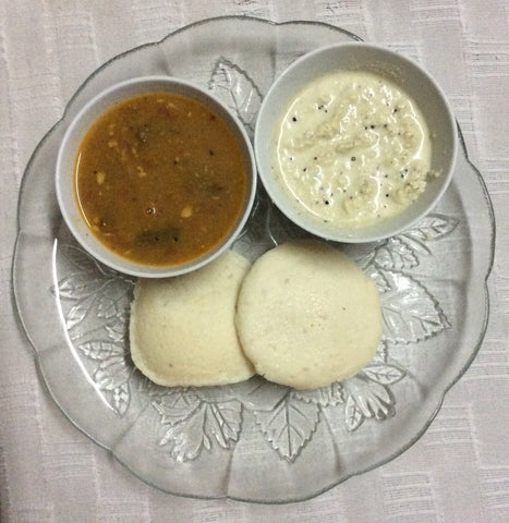 Idlis - 6 pcs - Chef's Special - Shanta's Southern Flavours - CookMyWish.com