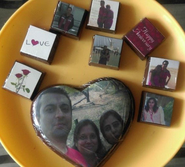 Personalized Chocolates - Chef's Special - Sonal's Cocoa Wonder - CookMyWish.com - 3