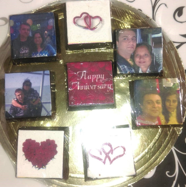 Personalized Chocolates - Chef's Special - Sonal's Cocoa Wonder - CookMyWish.com - 2