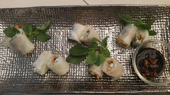 Rice Paper Wraps - 15 pcs - Chef's Special - Vasudha's Own Kitchen - CookMyWish.com