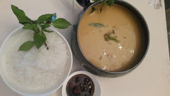 Rice with Thai Curry  (Serves 6-8) - Vasudha's Own Kitchen - CookMyWish.com