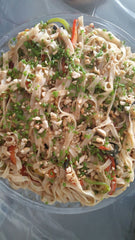 Pad Thai  (Serves 6-8) - Vasudha's Own Kitchen - CookMyWish.com