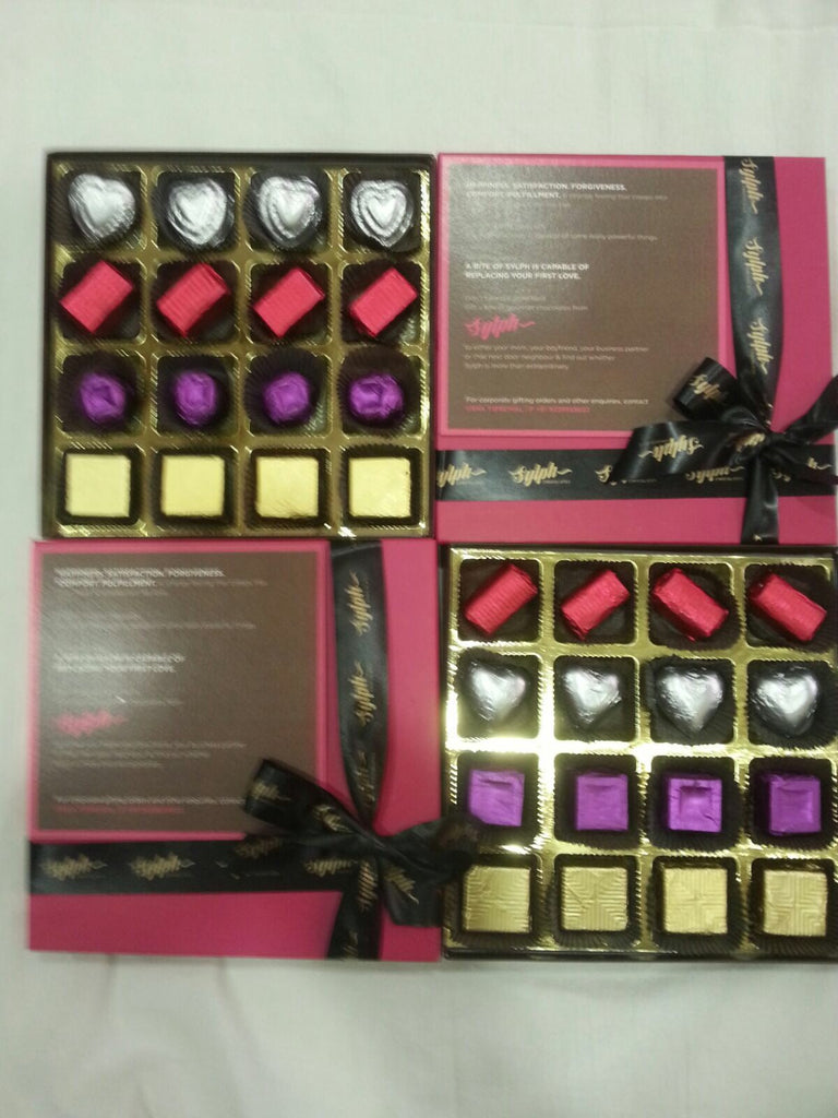 Luxury Chocolates - Premium - Sylph Chocolates - CookMyWish.com