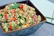 Quinoa Salad - serves 6 - Priya's Treat - CookMyWish.com