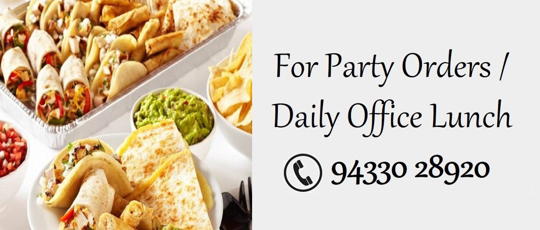 Party Orders / Daily Office Lunch Request
