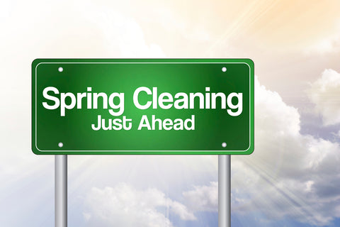6 Essential Spring Cleaning Tips