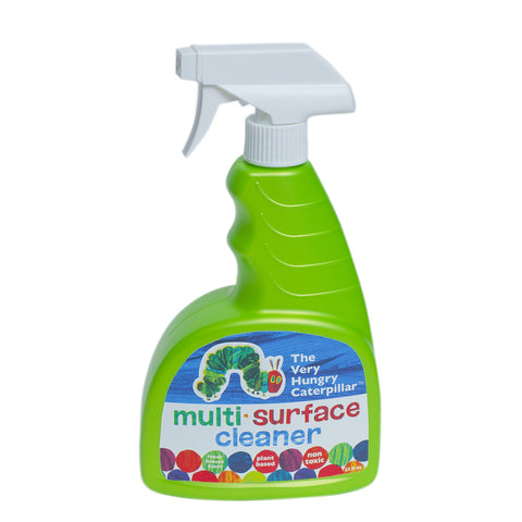 Multi Surface Cleaner 22 oz.- 100% Natural, Non-toxic, Child & Pet Safe Fresh Breeze Scent