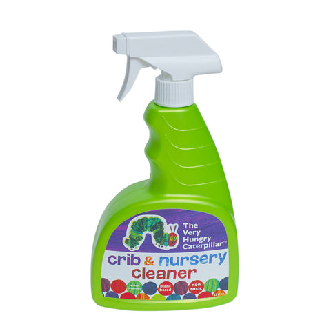Crib & Nursery Cleaner 22 oz.- 100% Natural, Non-toxic, Child & Pet Safe Lemon Lavender Scent