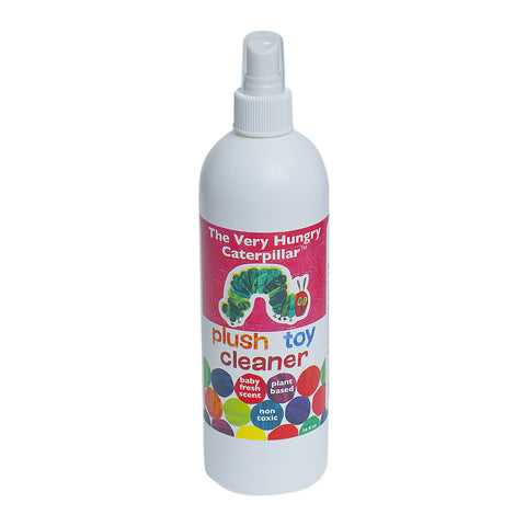 Plush Toy Cleaner 16 oz.- 100% Natural, Non-toxic, Child & Pet Safe Baby Fresh Scent